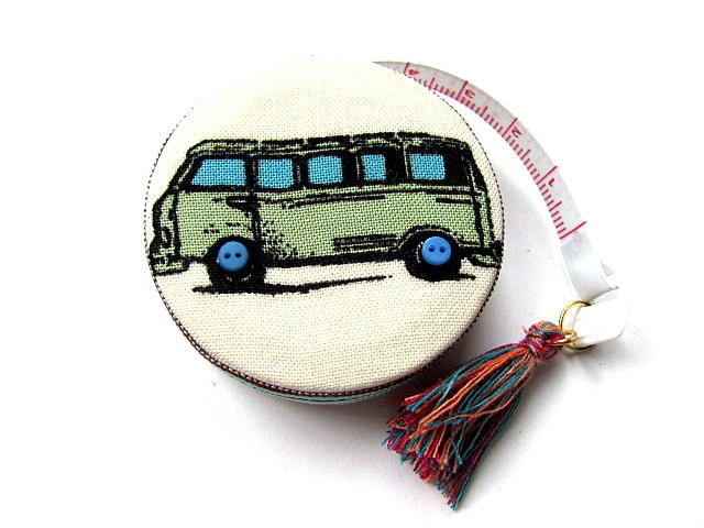 Tape Measure VW Van Mini Bus Retractable Measuring Tape