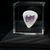 Commemorative guitar pick and display case: MOTLEY CRUE