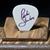 Authentic guitar pick and display case: Richie Sambora