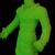 "7.3/4"" BIOHAZARD Nemesis T1 Glow In The Dark Figure - Hong Kong Comic - Capcom"