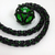 chainmaille dice necklace, D20 pendant, mens necklace, Pathfinder