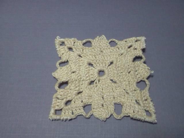 Ecru Crochet Doilies*