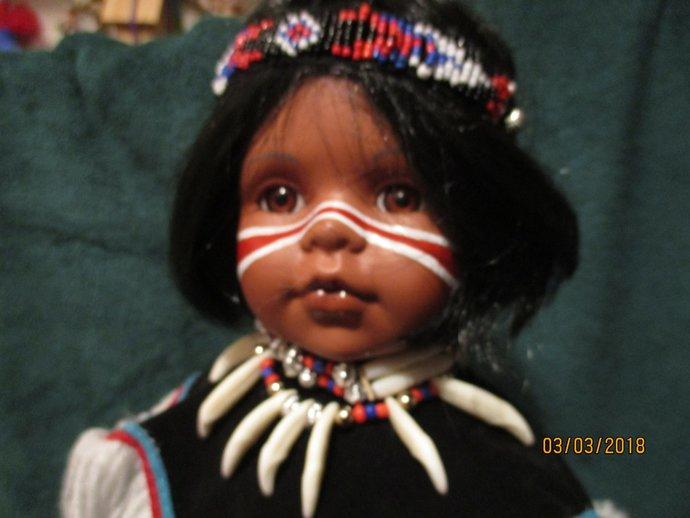Wishe the Mohawk boy