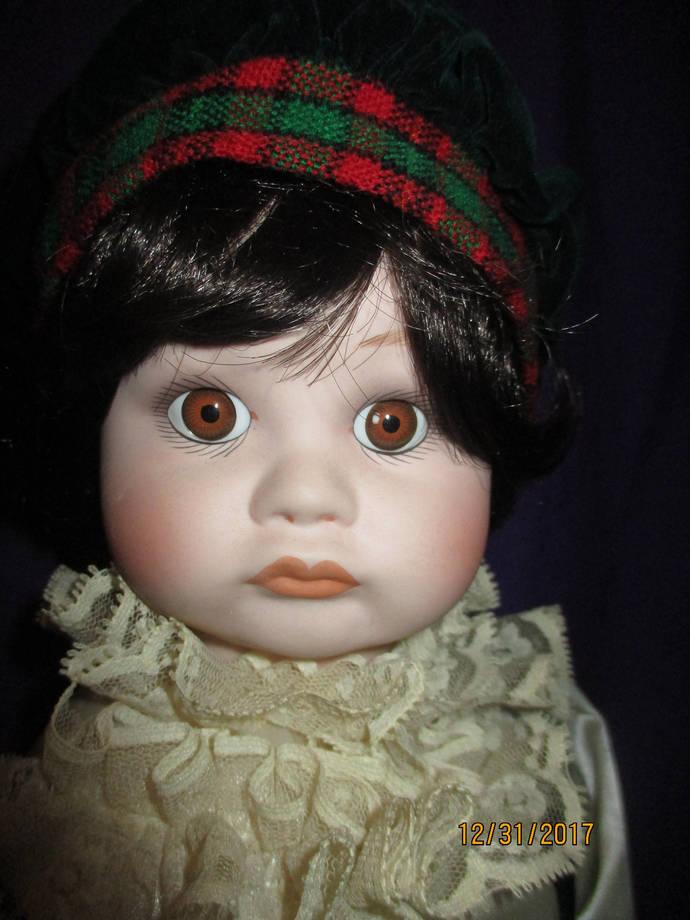 Siroleo of Scottish mixed Italian heritage/ lad little boy American from past