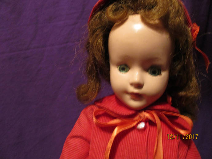 Sweet Sue American Character doll mid-century doll Dejana mid-century jointed