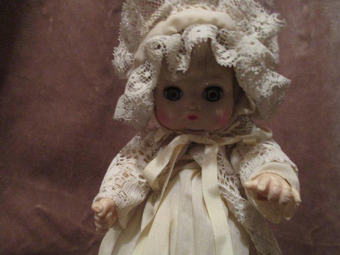 Rare doll babydoll spirit doll Mata big imagination power of child/ strength of