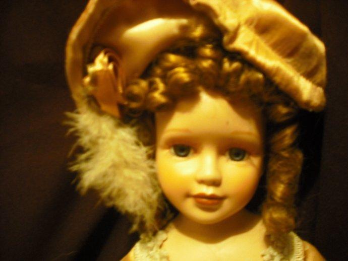 Seluue boudoir doll