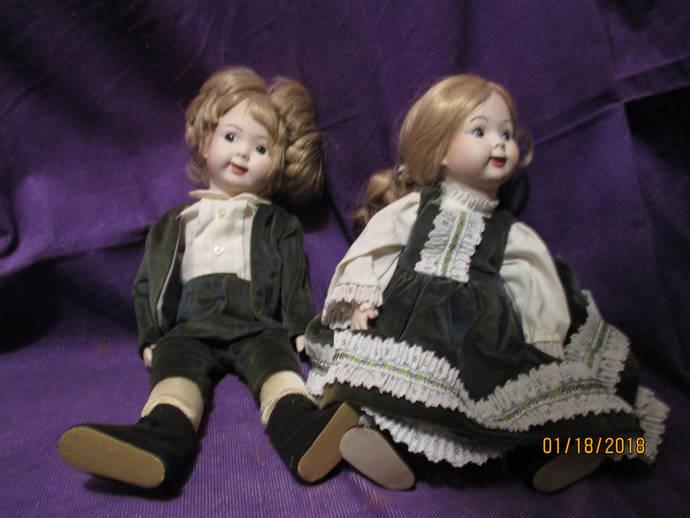like a fairy tale Vim and Vivi the twins