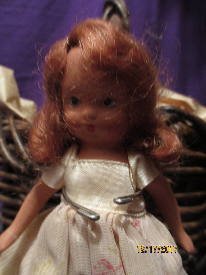 SALE/Fani a story book doll miniature doll one of the seven sisters dolls