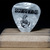 Authentic guitar pick and display case: SCORPIONS / RUDOLF SCHENKER