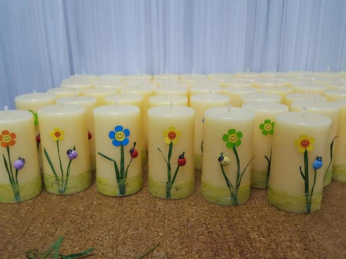 Candles and Soaps