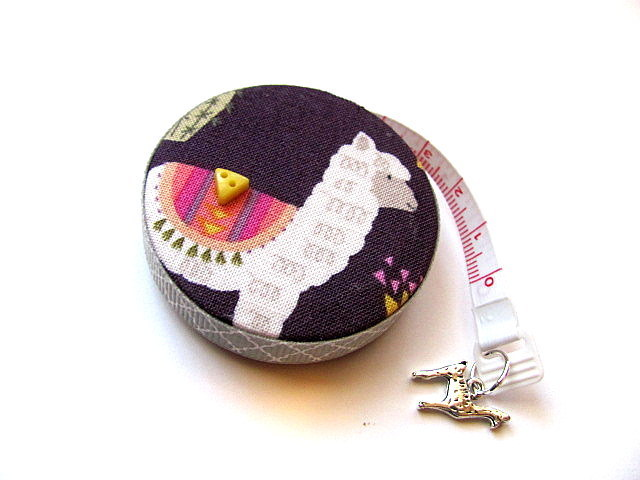 Tape Measure Alpacas in the Southwest Retractable Measuring Tape