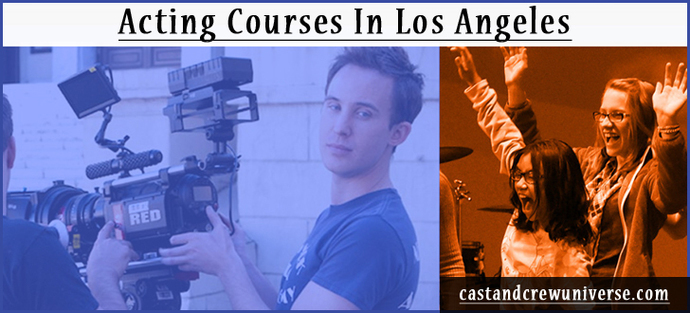 Acting Courses In Los Angeles