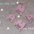 FSL jewelry Little Pig earrings, pendant, motif Free Standing Lace Machine