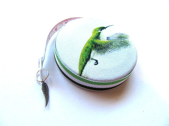 Tape Measure Humming Birds Small Retractable Measuring Tape