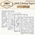 Gingerbread _ Printable Adult Coloring Pages