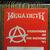 Megadeth: Authentic Backstage Pass Plaque