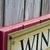 Wall Decor; WINE SIGN