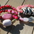 Bohemian Tribel Stacking Bracelet Set of 4 Stretch Animal & Rose