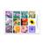 2019 Flower Nature Floral Desktop 4x6 Calendar Holiday Gift