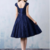 Chic Lace Bateau Neckline A-line Homecoming Dresses With Belt