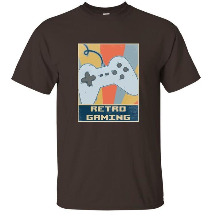 Retro Gaming Men T-shirt, Retro T-shirt, Vintage T-shirt, Retro Gaming Tee,