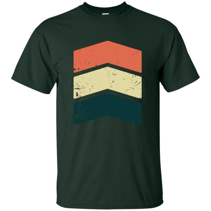 Retro Arrows Men T-shirt, Vintage Arrows T-shirt, Retro T-shirt, Vintage Men