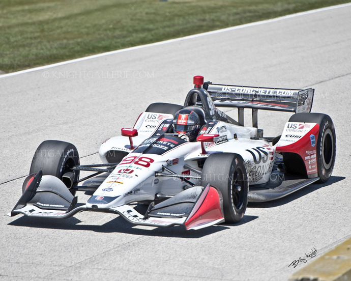 Motorsports Image: Marco Andretti