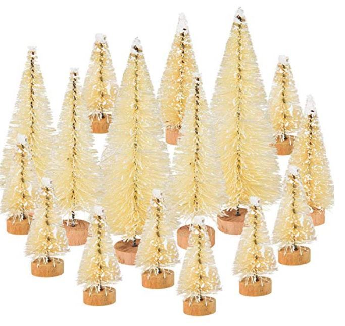 White Sisel Trees - Variety of Sizes Avail - Read Description!!