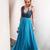 Sexy Prom Dresses V-neck Aline Floor-length Rhinestone Beautiful Prom Dress
