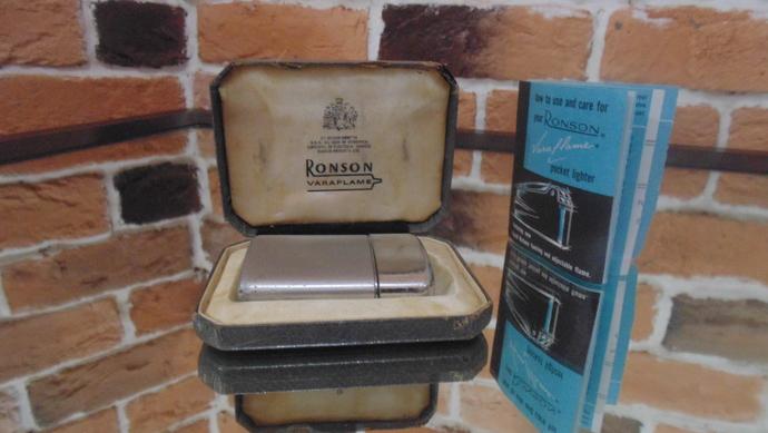 vintage lighter Ronson Varaflame