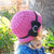 Knitting Pattern 155 Cloche Hat Pattern Knitting Patterns Hat Children Teen