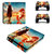 Anime water umbrella PS4 slim Skin for PlayStation 4 slim Console & Controllers