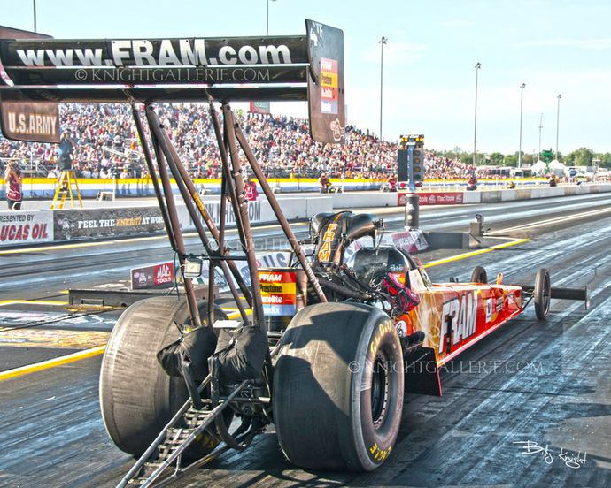 Drag Racing Image: Indy Final!