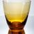 Vintage orange juice glasses.