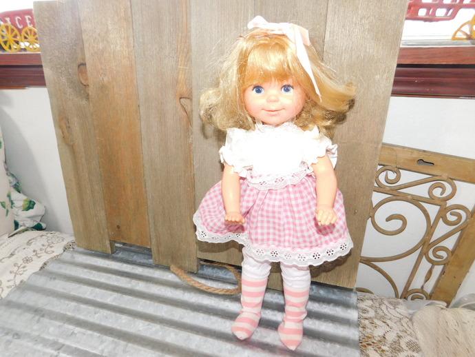 Mattel Shopping Sheryl Doll 1970, Vintage Mattel Doll, Shopping Doll, Vintage
