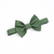 Little Guy Bow Tie - Holiday Collection 2018 - Gold Dots on Green