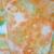 Baby's Turtleneck Bodysuit - Long Sleeved Ice-dyed Toddler's Turtleneck - Shades