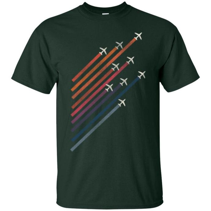 Aerial Acrobat Vintage Retro Men T-shirt, Retro Men T-shirt, Vintage T-shirt,