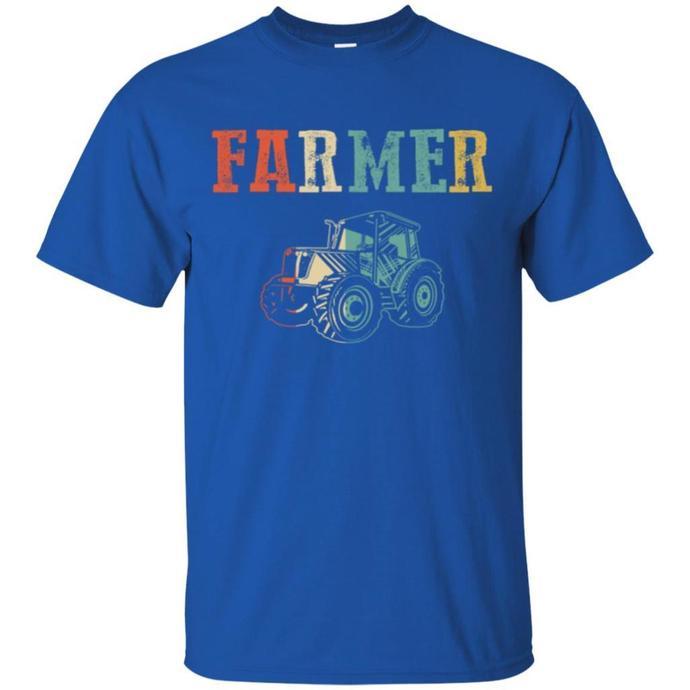Vintage FARMER Men T-shirt, Retro FARMER T-shirt, Vintage FARMER Tee, Retro Men