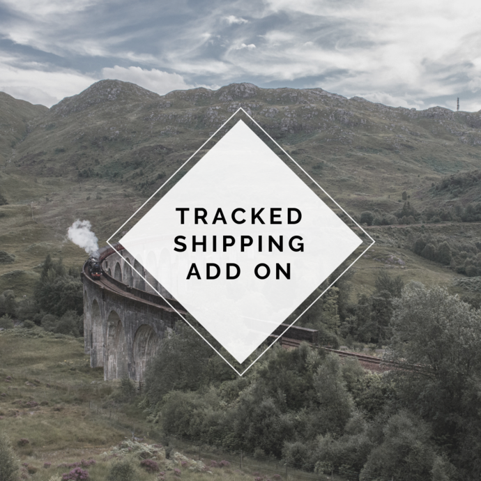 Tracked Shipping Add On