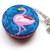 Tape Measure Flamingo Bird Retractable Measuring Tape