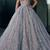 Ball Gown Prom Dresses Sweetheart Rhinestone Long Sparkly Prom Dress