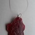 Handmade necklace (material for pendant: polymer clay - product 298/2018)