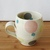 Handmade Colorful Ceramic Cup with Polka Dots