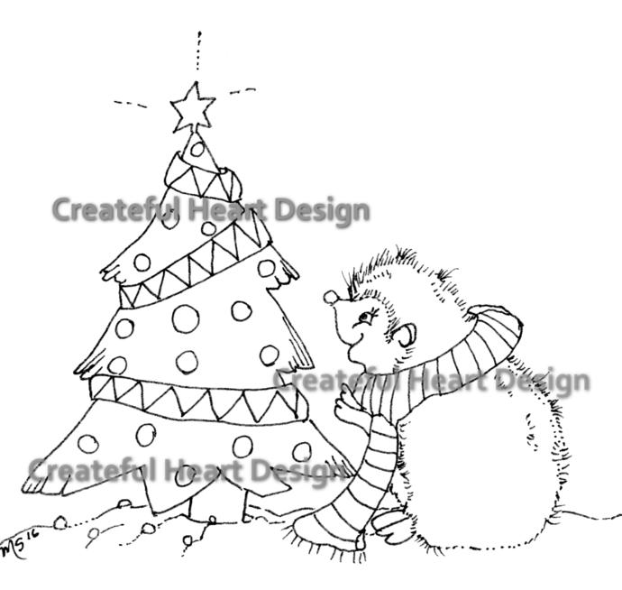 Hettie's Christmas Tree