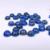 4mm Round Lapis Lazuli Round Cabochon - 5 pieces