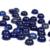 6mm Round Lapis Lazuli Round Cabochon - 5 pieces