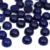 8mm Round Lapis Lazuli Round Cabochon - 1 piece