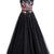 Cute tulle round neck flowers long dresses,prom dress for teens